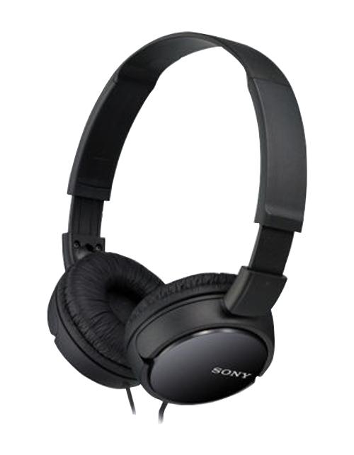 Full Size Black Headphones
