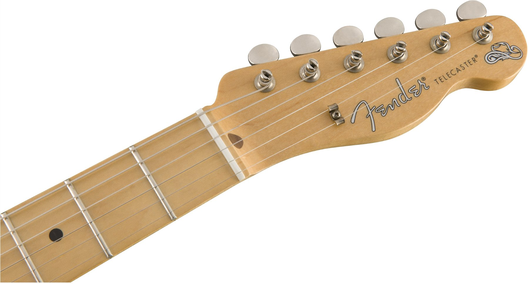 Road Worn Telecaster, Silver Sparkle Finish