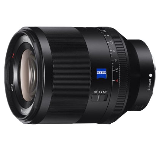 Planar T* FE 50mm f/1.4 ZA Lens