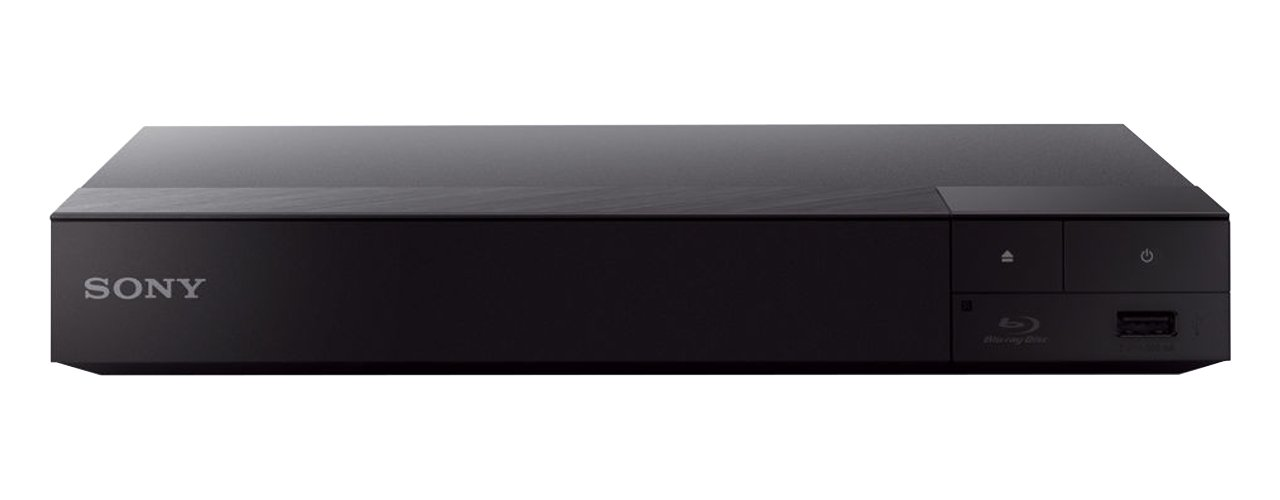 4K-Upscaling Blu-ray Disc Player with Wi-Fi
