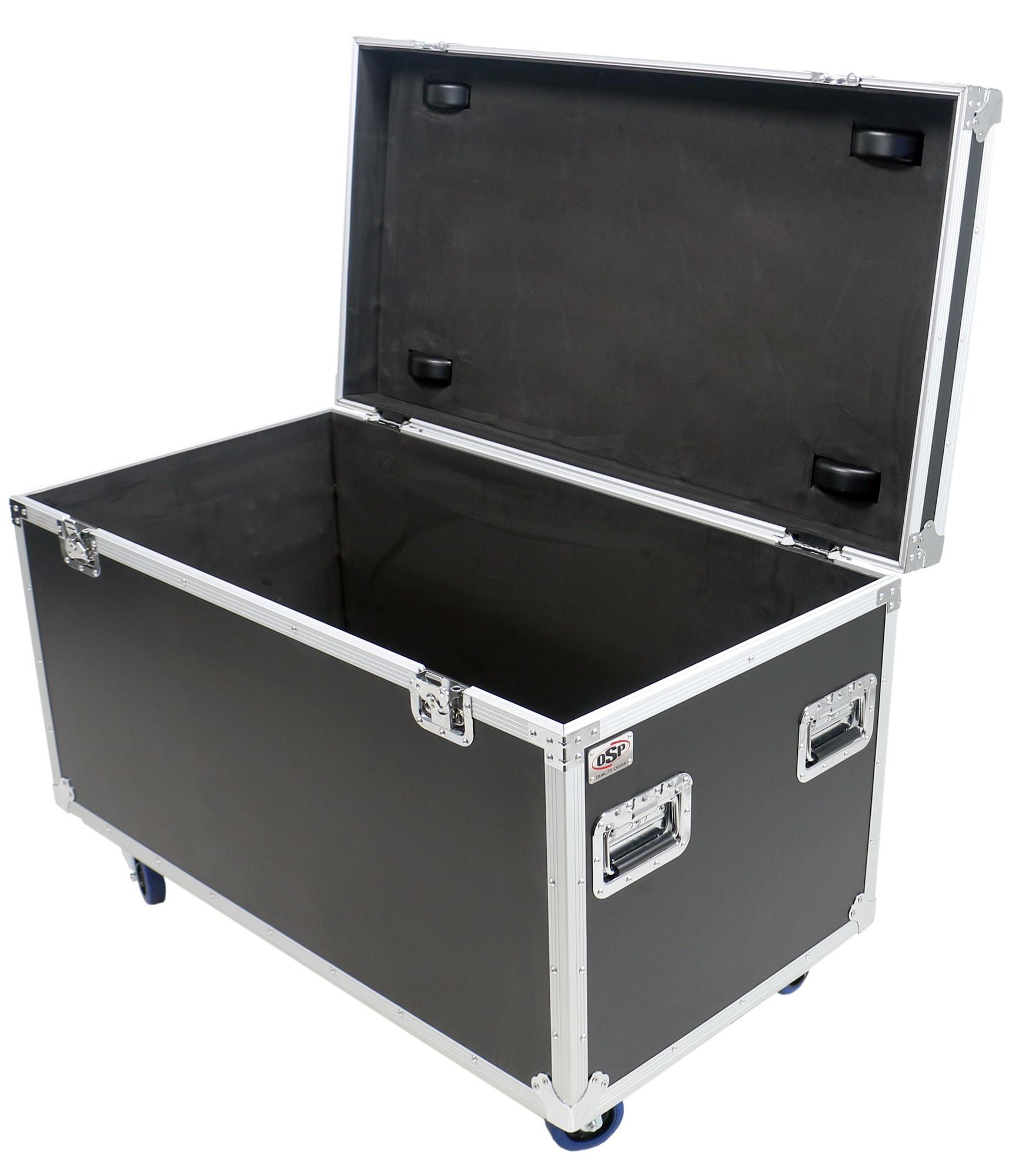 "Elite Core Audio TP4524-30  45"" OSP Truck Pack Hard Rubber Lined Utility Case TP4524-30"