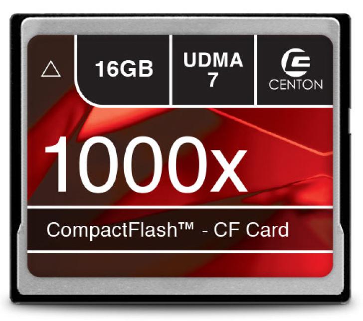 1000x16GB Compact Flash Card