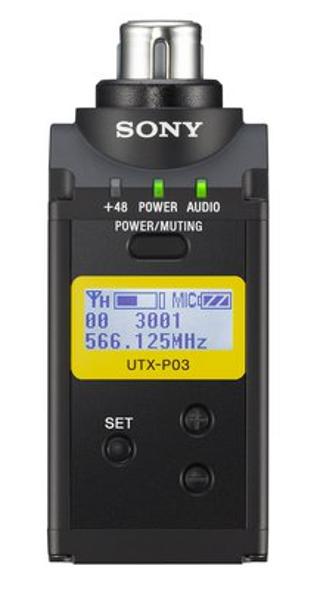 Plug-On Wireless Transmitter in Channel 30
