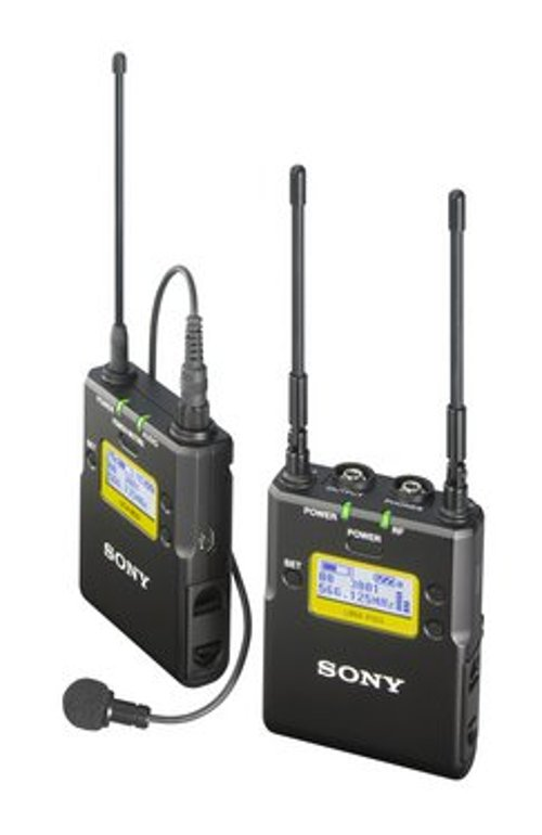 Sony UWP-D11/30 Portable Wireless Bodypack Lavalier Mic ENG System in Channel 30 UWP-D11/30