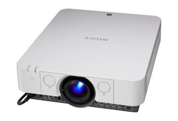 5000 Lumen LCD Projector