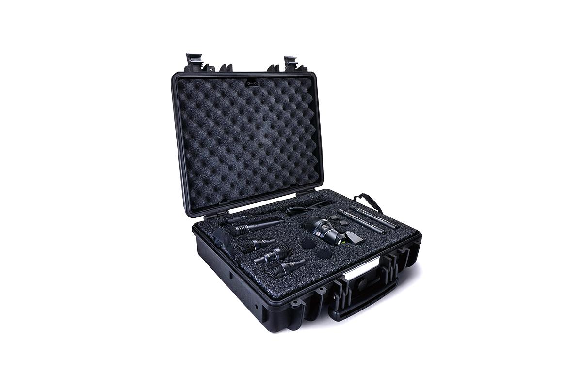 Full Spectrum Microphone Drum Pack
