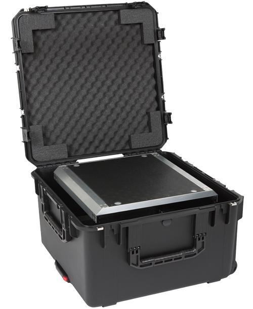 iSeries Waterproof Case with ATA Removable 6RU Shock Rack