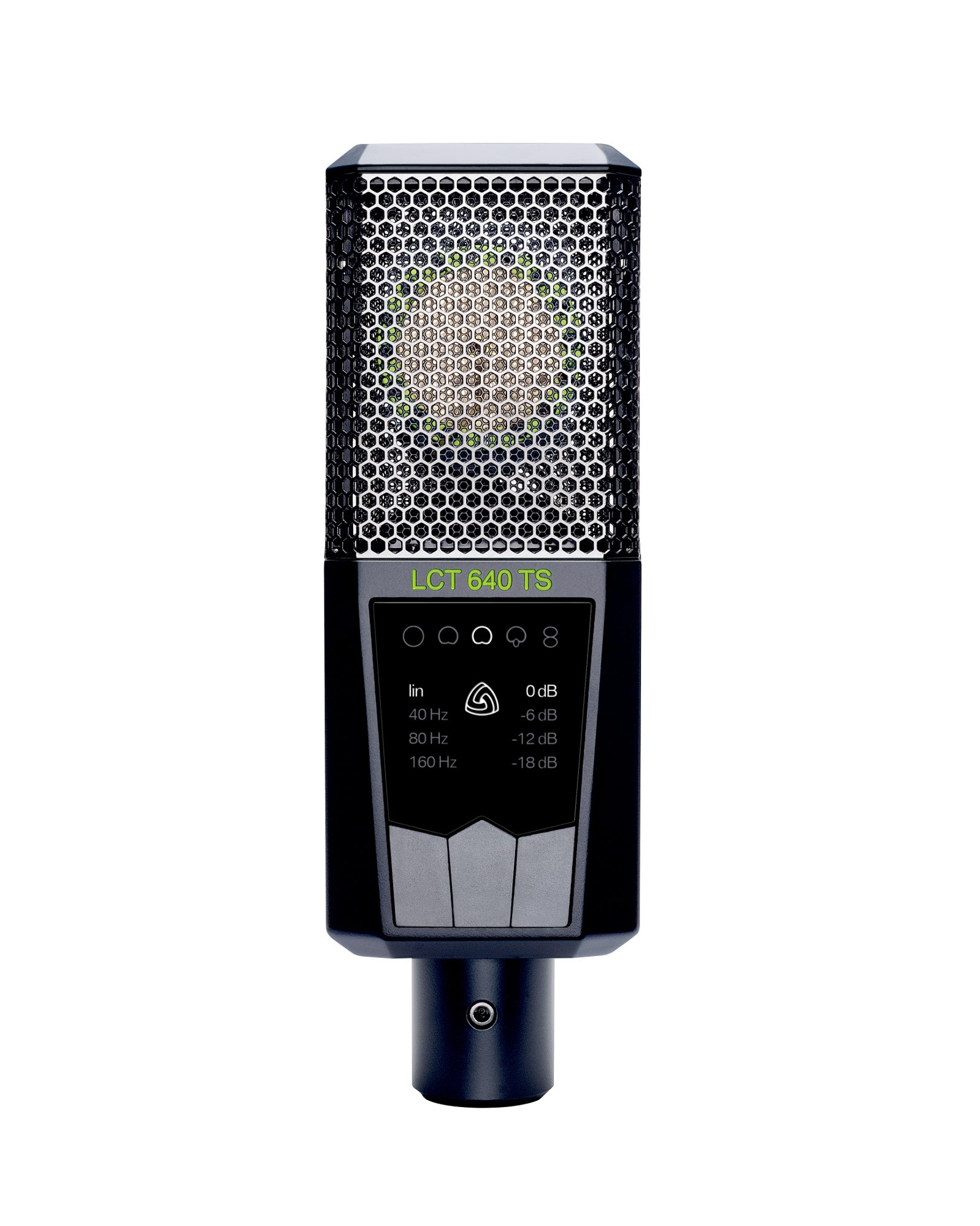 Multi-Pattern, Dual Output Condenser Microphone