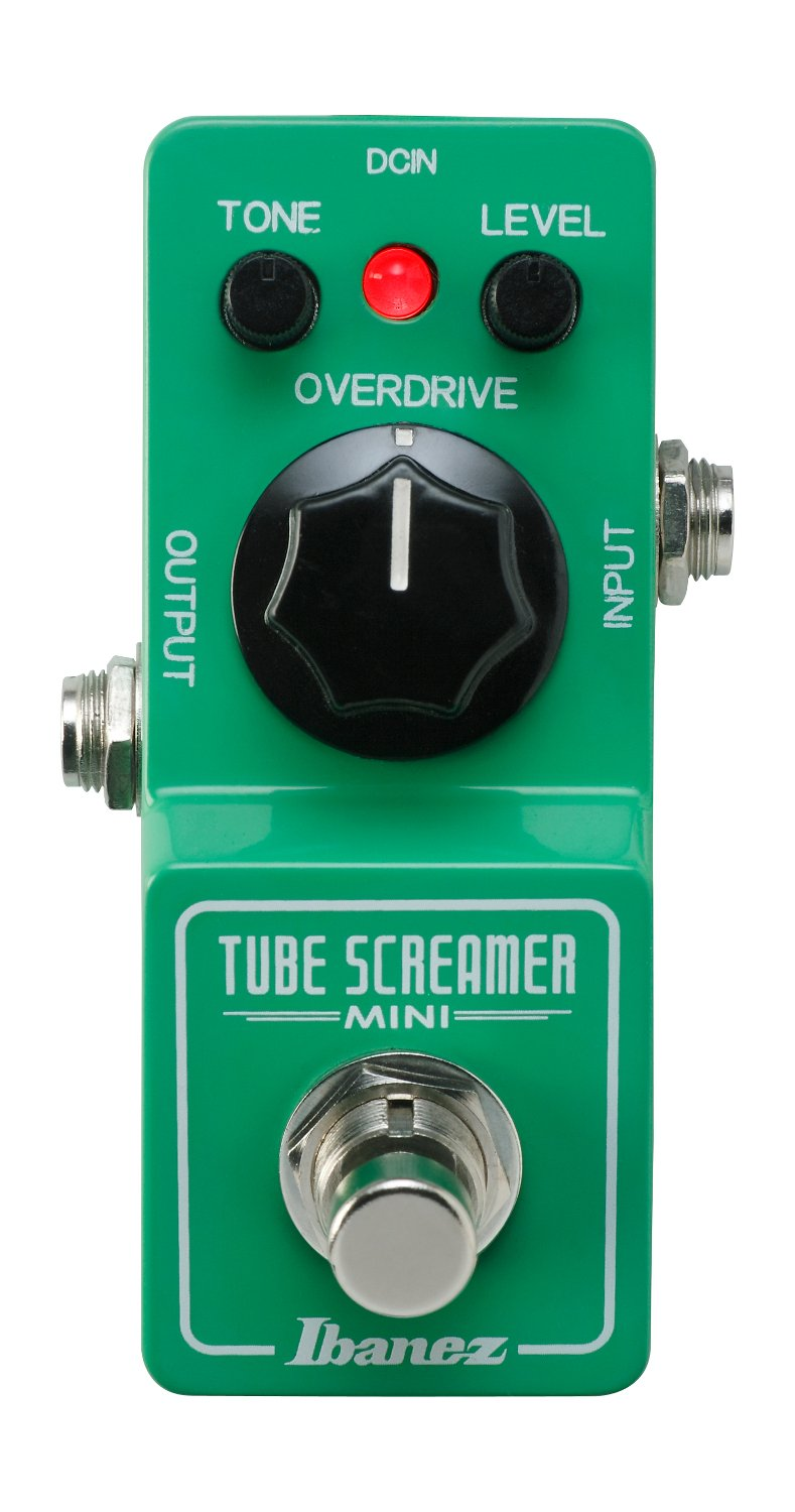 Miniature Overdrive Effects Pedal