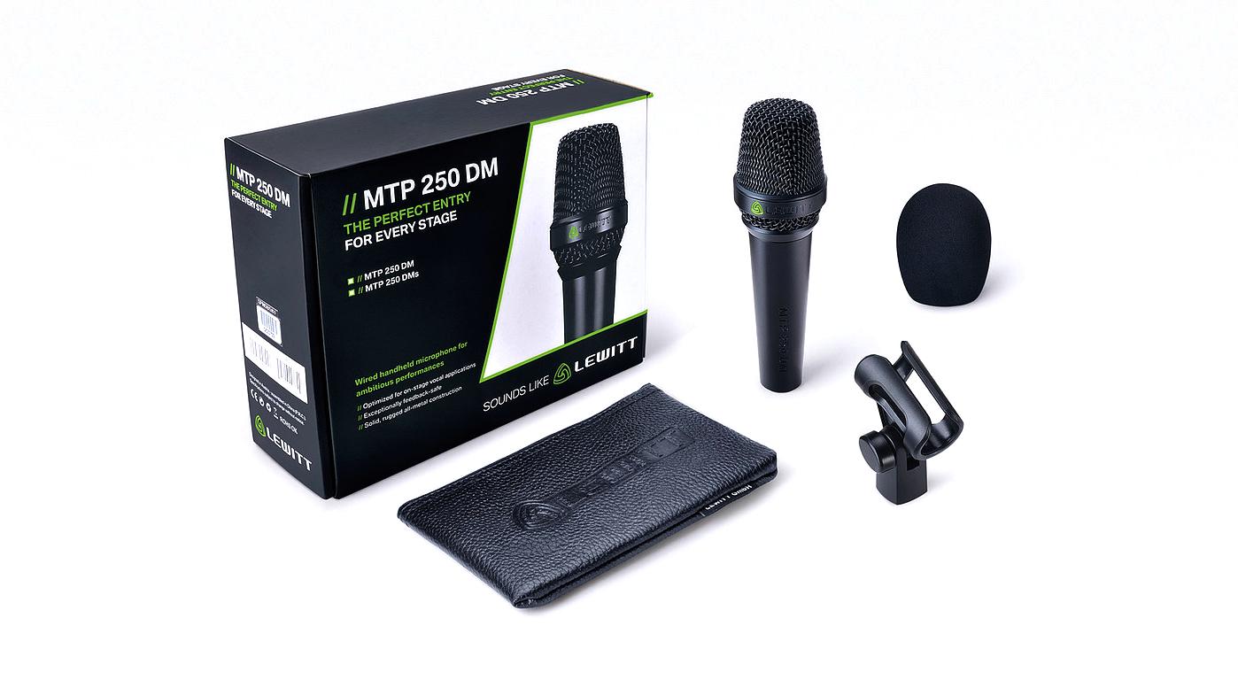 Dynamic Handheld Cardioid Microphone