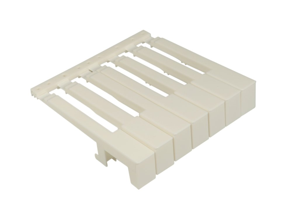 Casio 10399804  White Octave Key Set for LK160 and LK165 10399804
