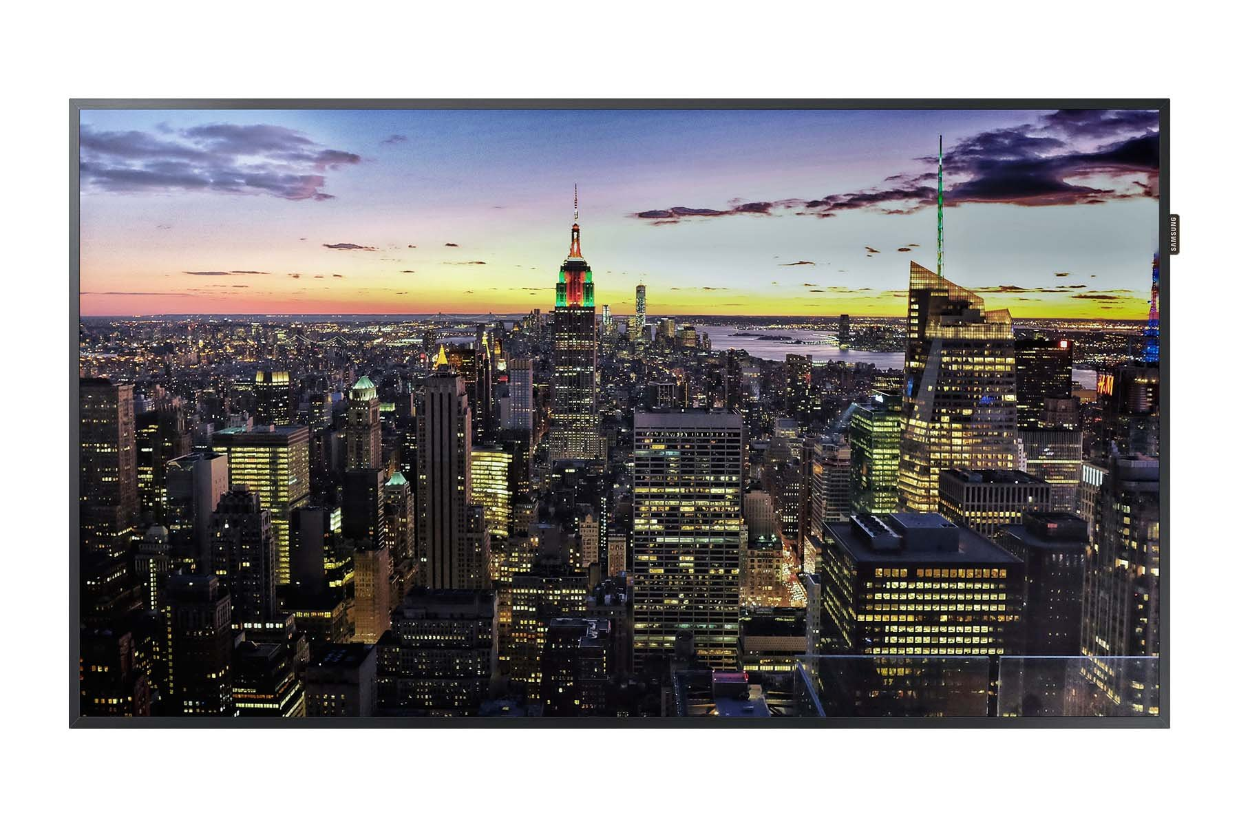 "65"" Edge-Lit 4K UHD LED Display for Business"