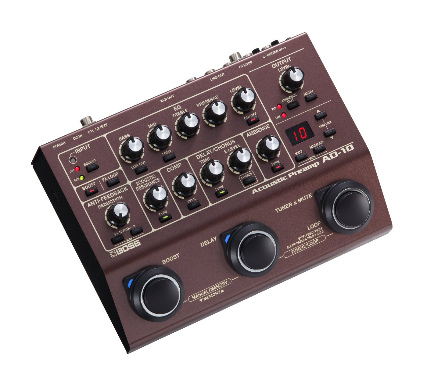Acoustic Preamp