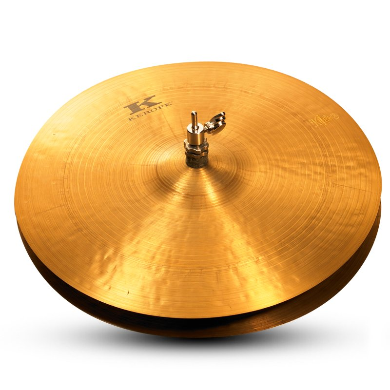 "14"" Kerope Series Hi-Hats"
