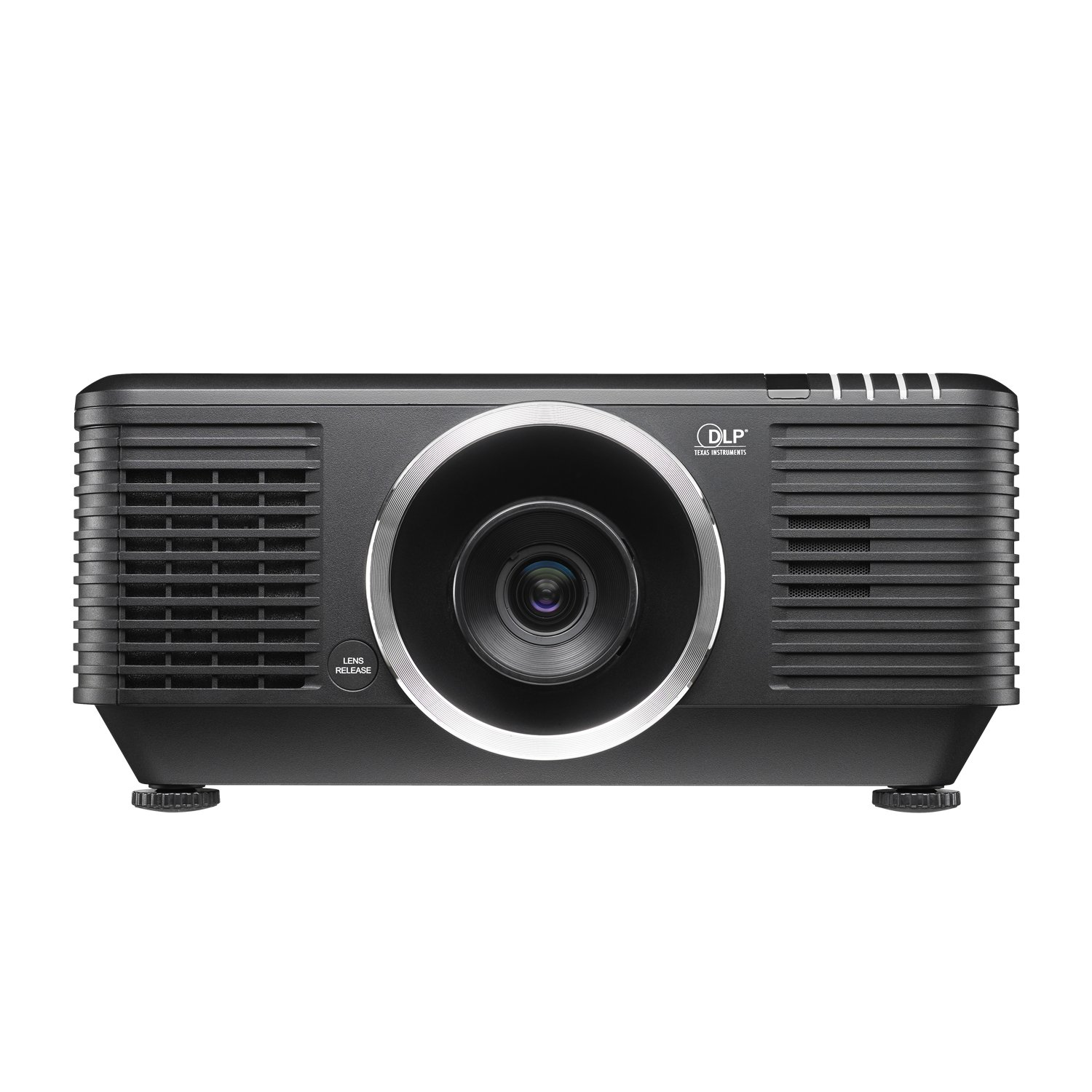 6000 Lumens Laser Projector - Body Only in Black