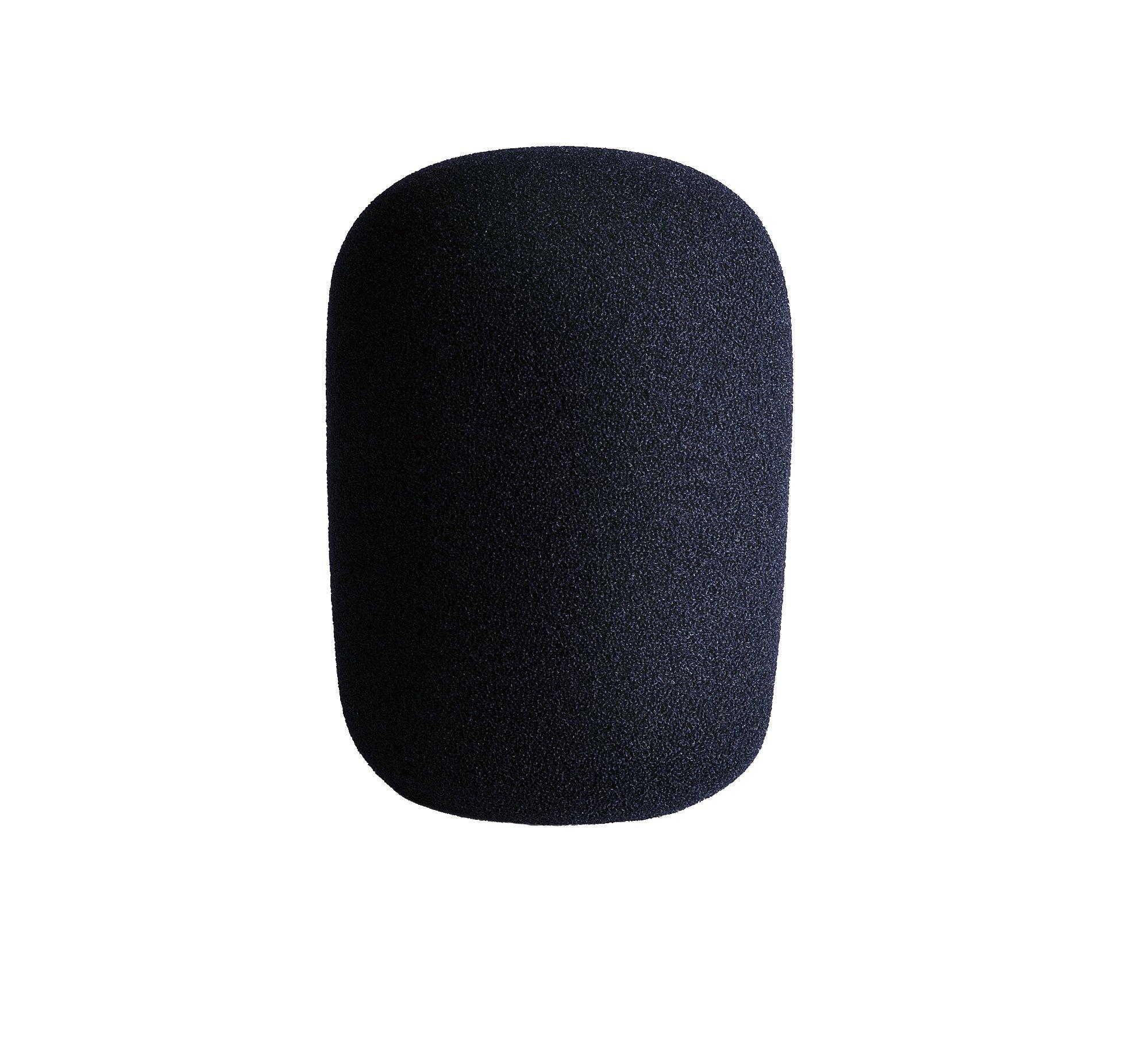 Large Cylindrical Microphone Windscreen