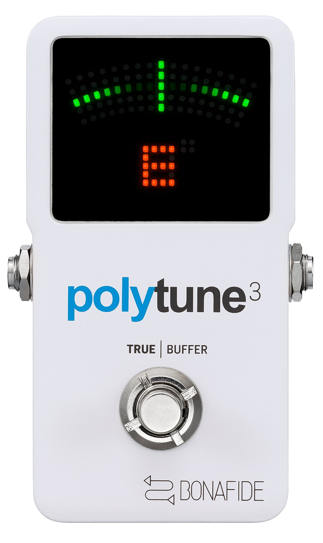 Poly-Chromatic Tuner with Built-in Buffer