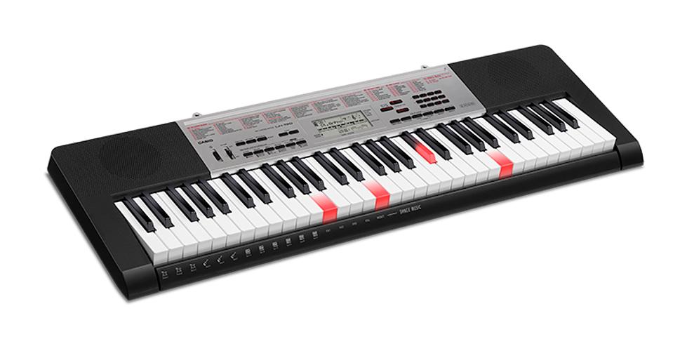 61-Key Portable Lighted Keyboard