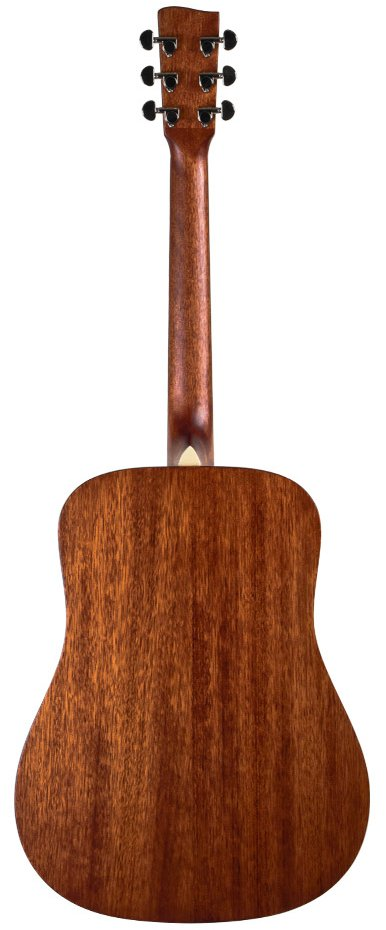 All Solid Mahogany Acoustic Dreadnought Guitar