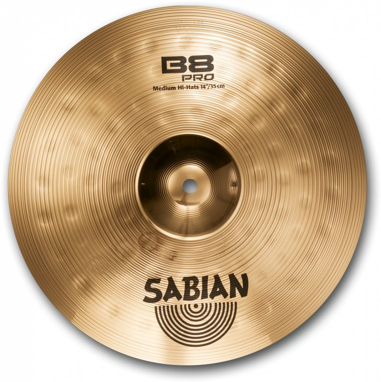"14"" B8 Pro Medium Hi-Hats"