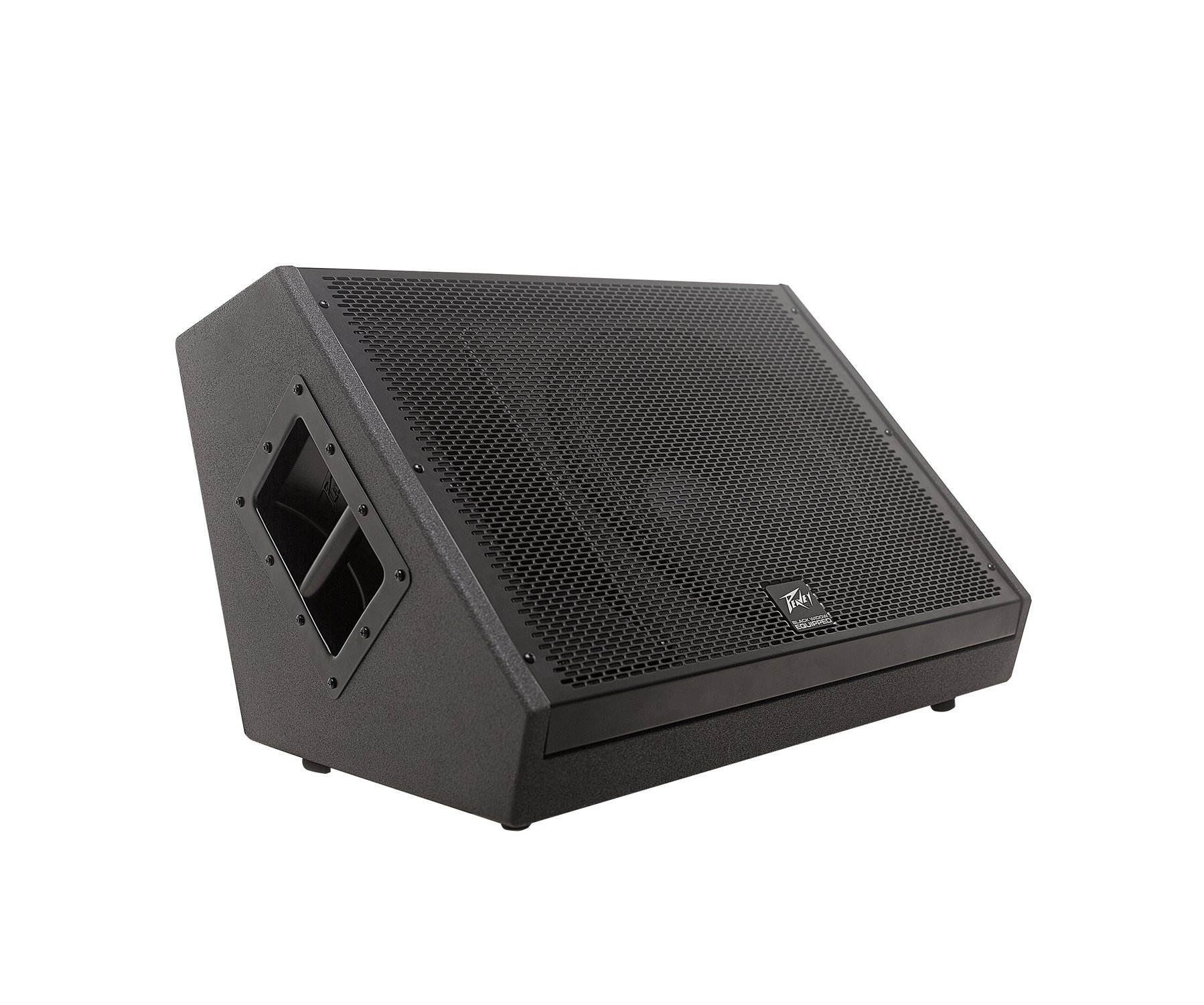 Peavey SP12M 2-Way Floor Monitor with BWX Black Widow Woofer SP12M