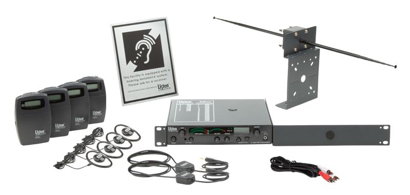 Premiere Level II Stationary RF System, 216 MHz