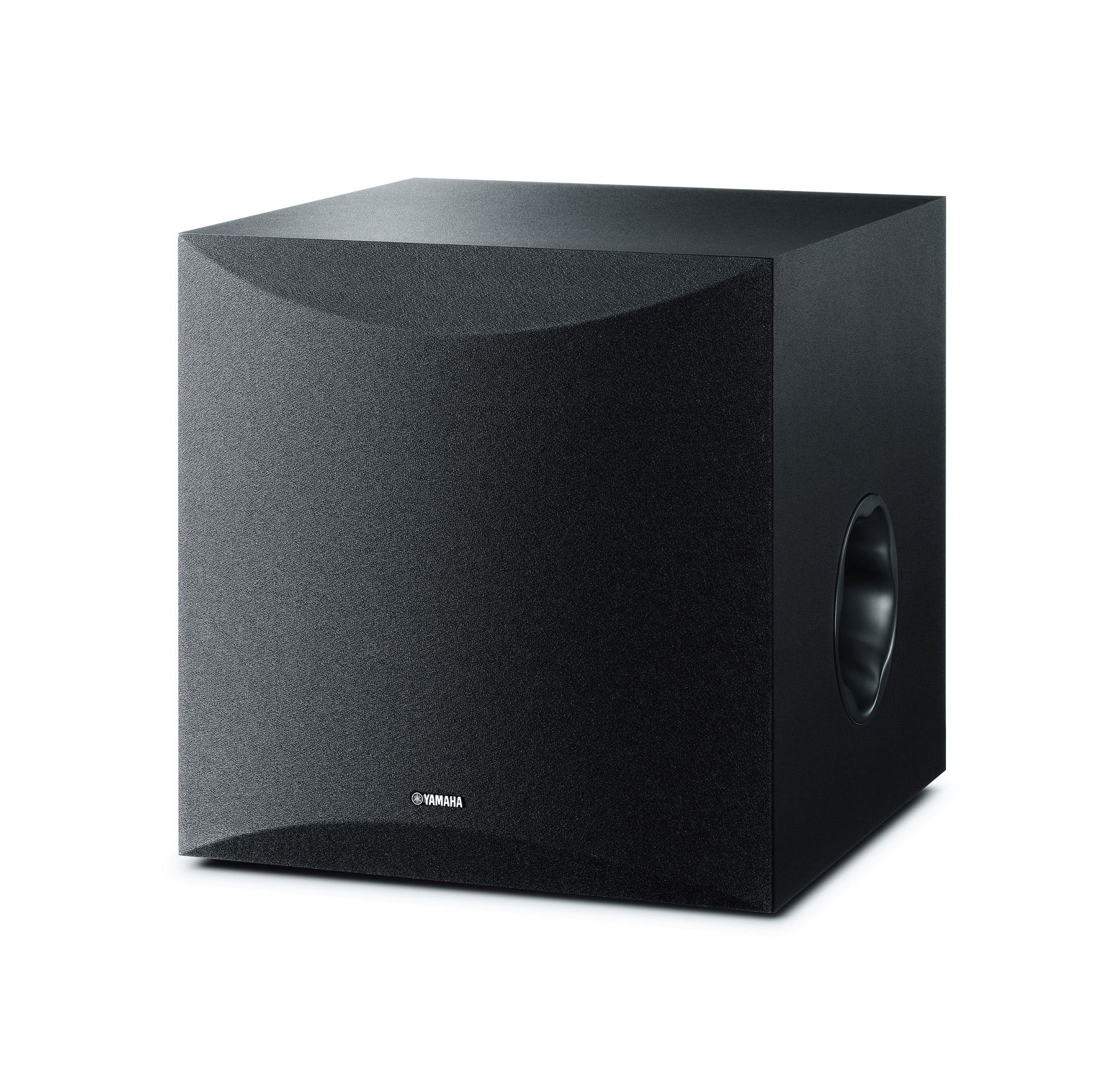 Yamaha NS-SW100 Powered Subwoofer, Black NS-SW100BL
