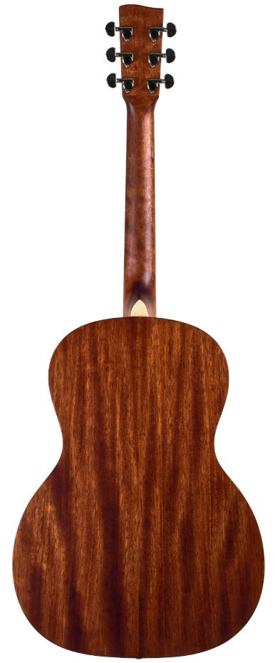 All Solid Mahogany Acoustic Guitar, 000-12th Fret