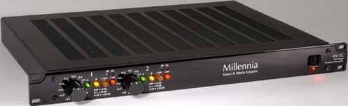 Stereo Mic Preamp