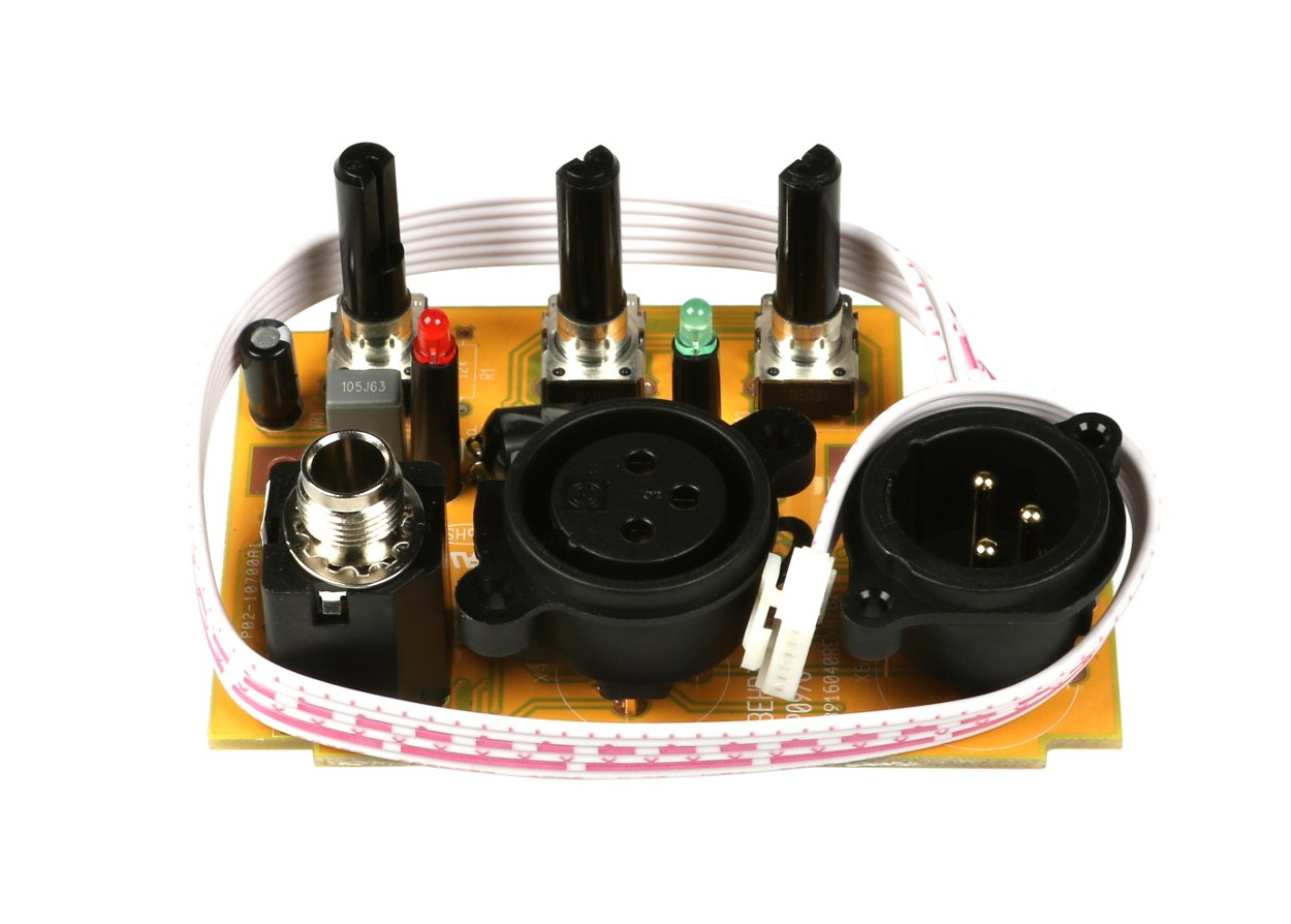 Input PCB for B210D