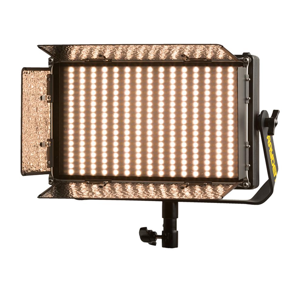 Rayden Half x 1 Bi-Color Flat Panel Studio Light with DMX Control
