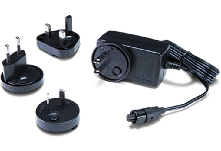 Replacement 110V Universal Power Supply with US, EU, UK, AUS Plug Adapters
