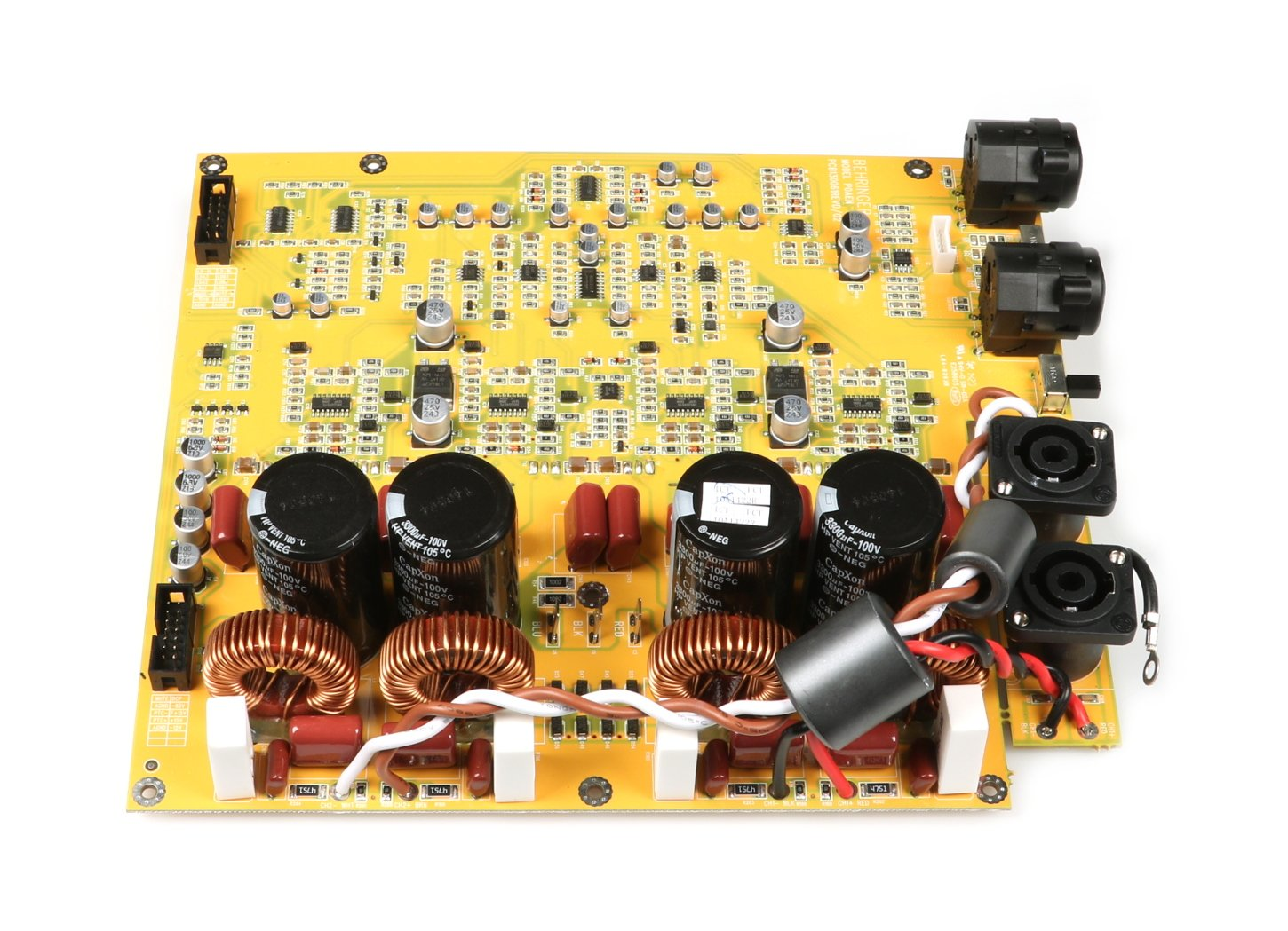 Amp PCB for NU6000