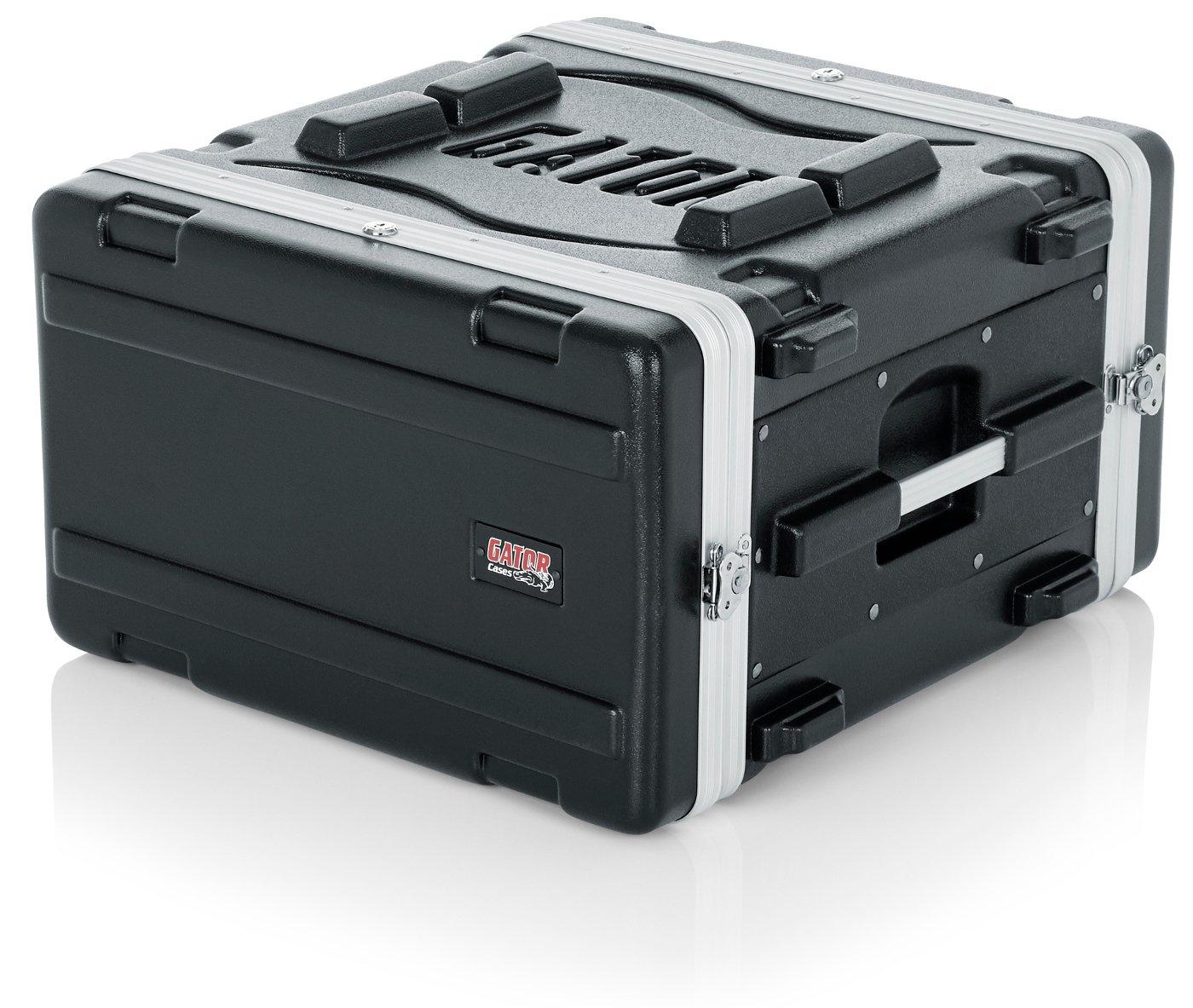 6RU Deluxe Polyethylene Rack Case