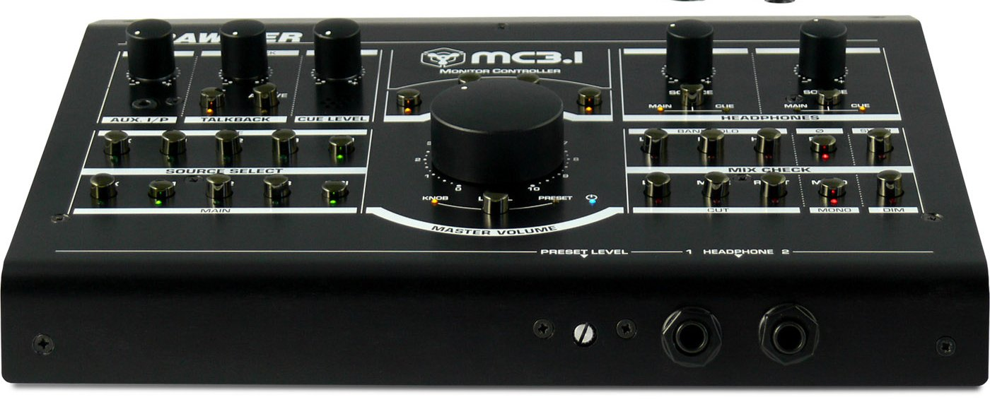Monitor Controller with 5 Source Selects