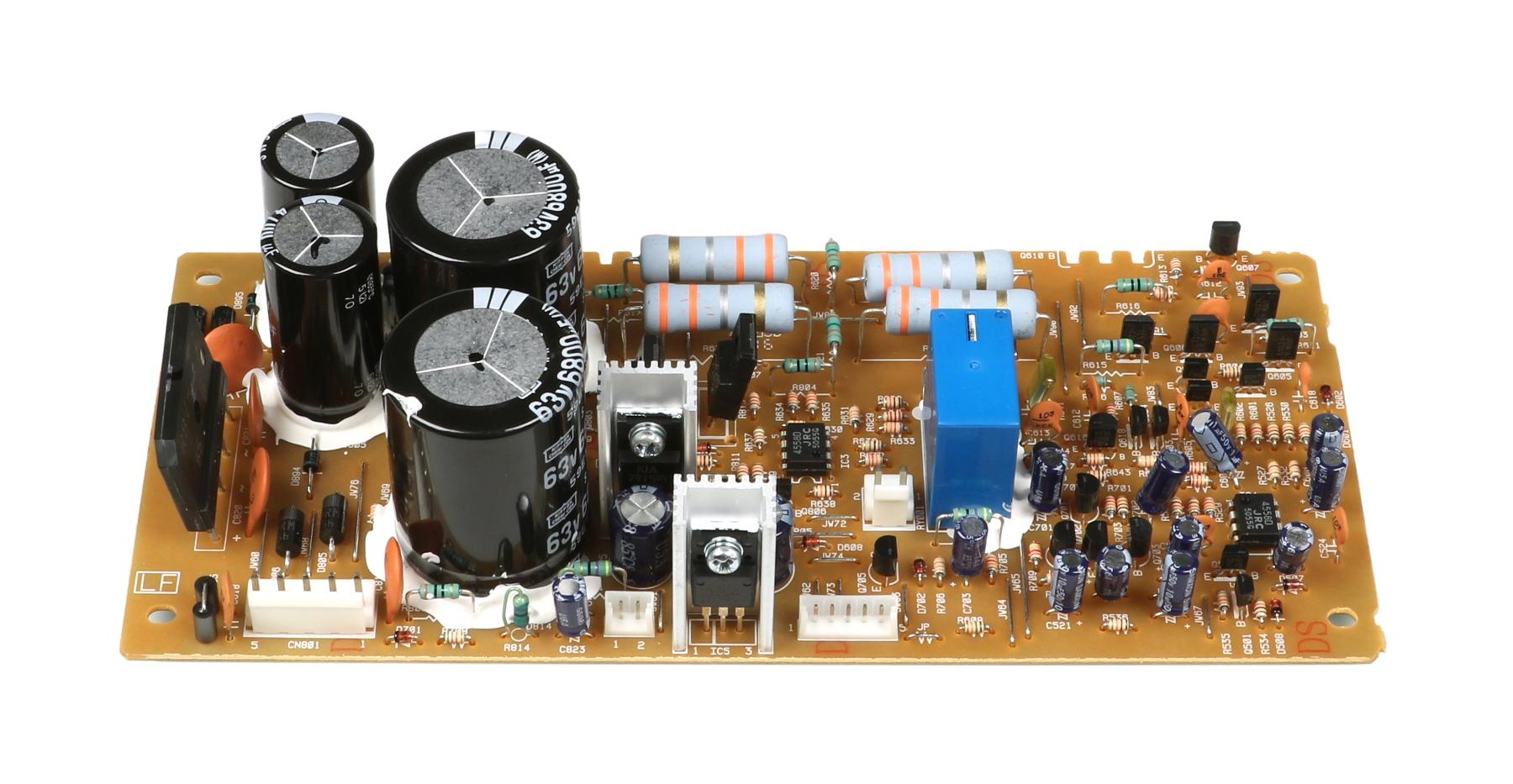 HS10W Amp PCB