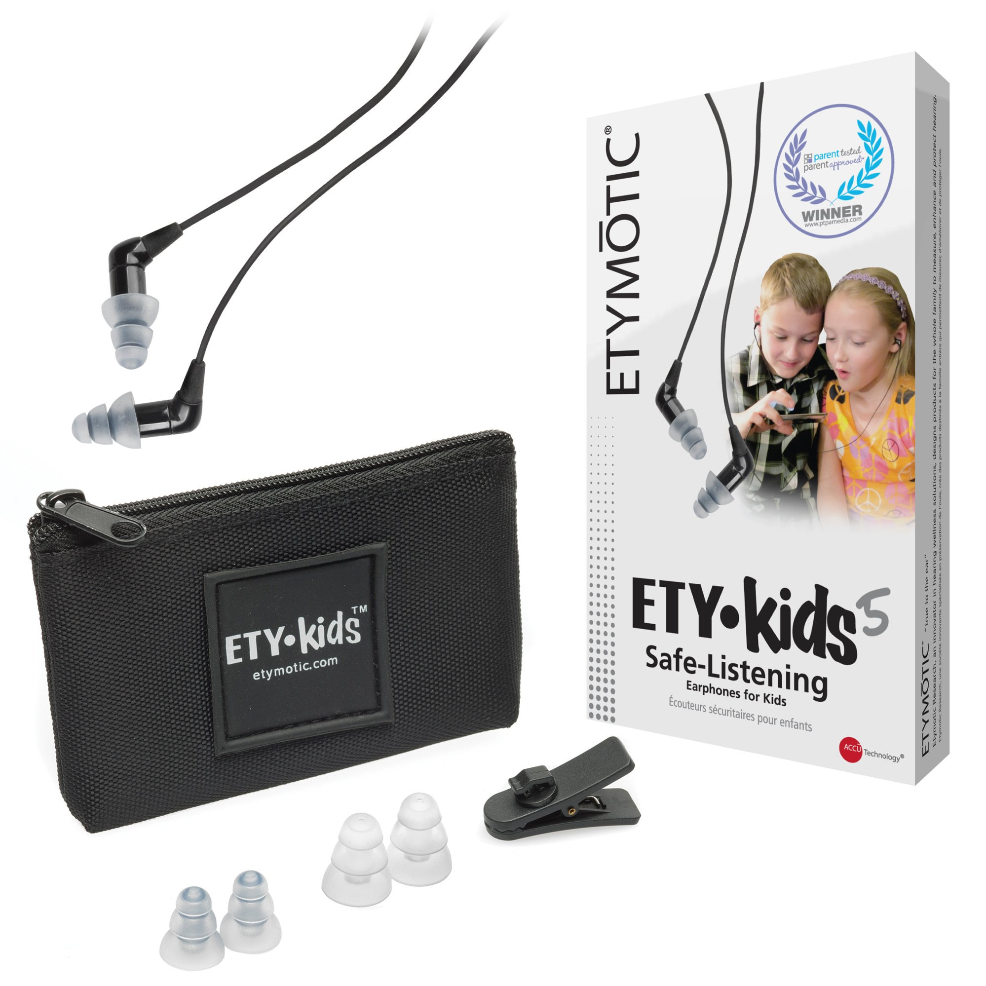 Childrens Safe-Listening Earphones