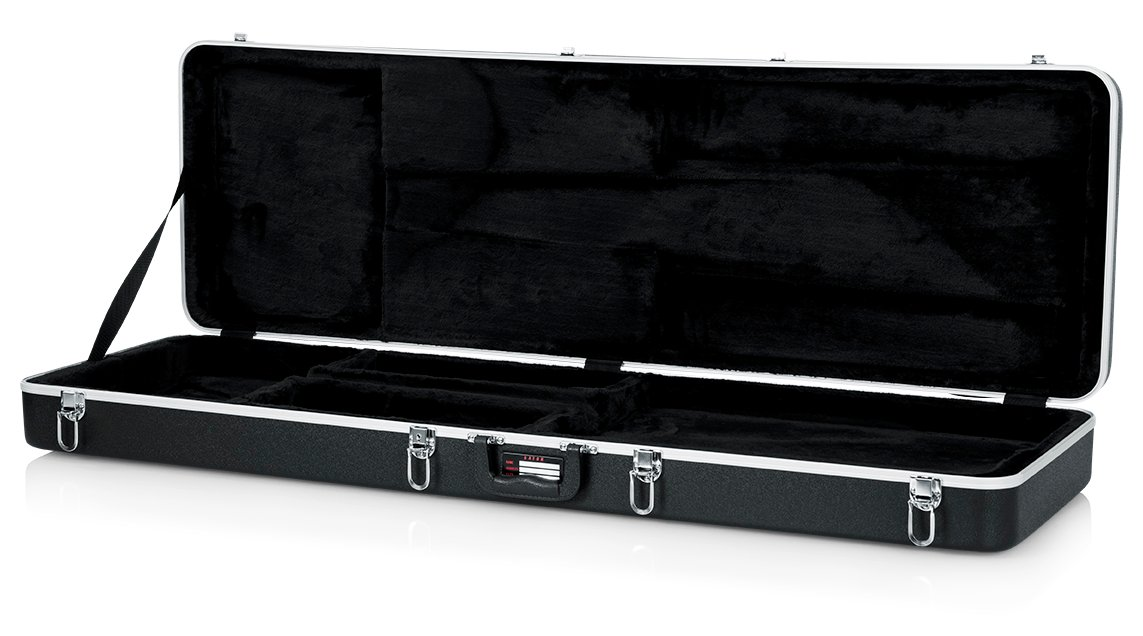 Deluxe Molded Case for Electric Bass Guitars