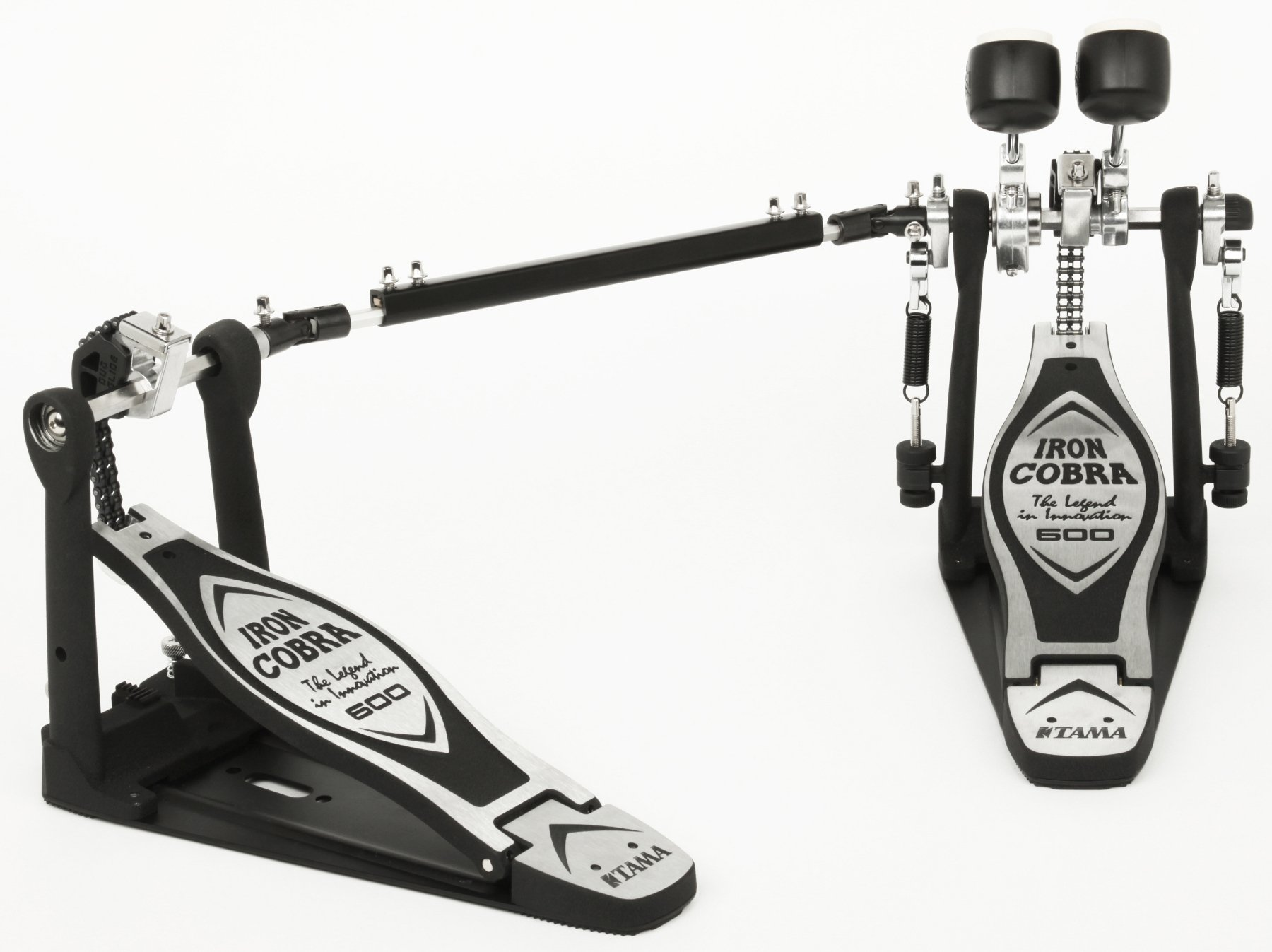 Iron Cobra 600 Twin Bass Drum Pedal