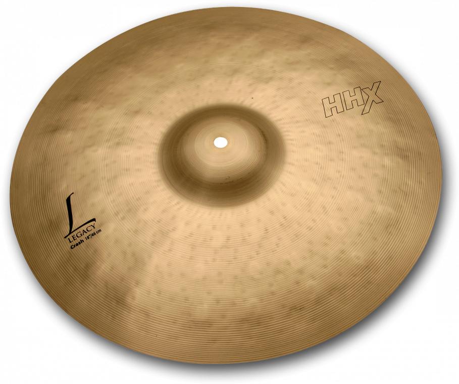 "18"" HHX Legacy Crash Cymbal"