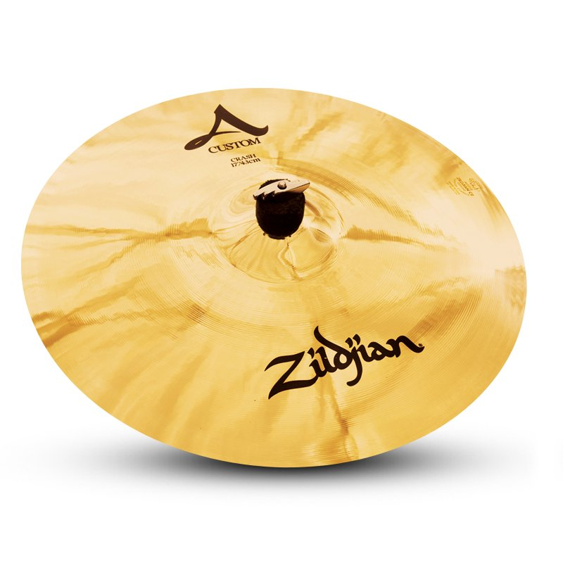 "Zildjian A20515 17"" A Custom Crash Brilliant Finish A20515"