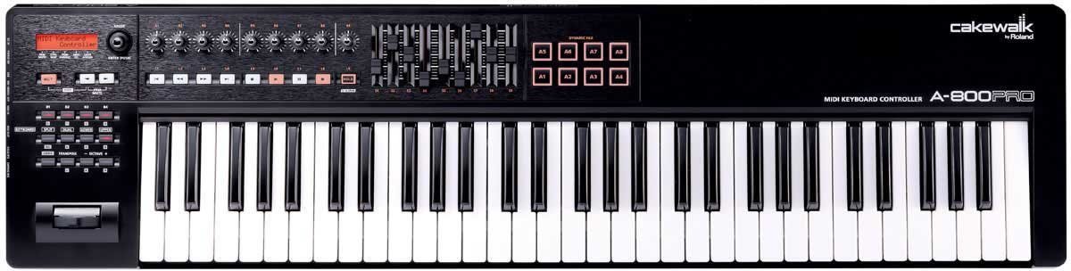 Roland A800-PRO-R [EDUCATIONAL PRICING] Controller Keyboard A800-PRO-R-EDU