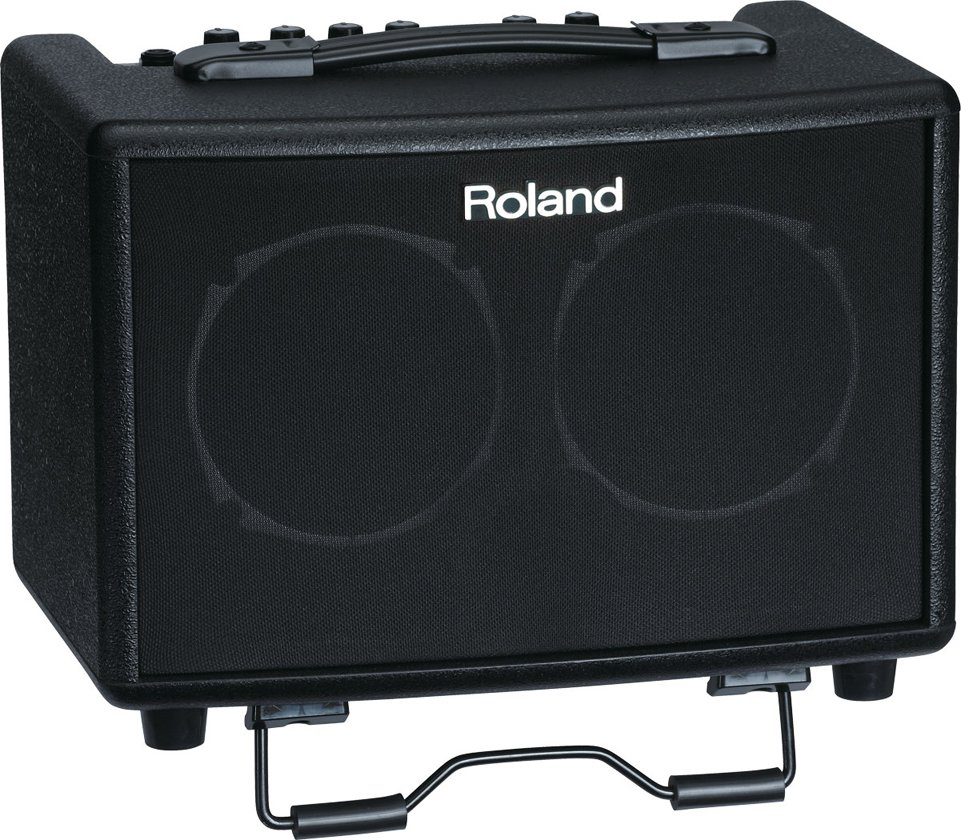 "Roland AC33 [EDUCATIONAL PRICING] 2-Ch 30W 2x5"" Battery-Powered Acoustic Guitar Amplifier AC33-EDU"