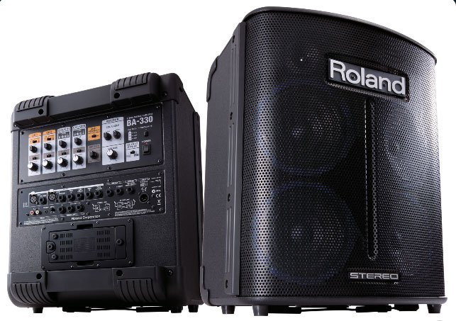 Portable Battery Powered Digital Stereo PA System