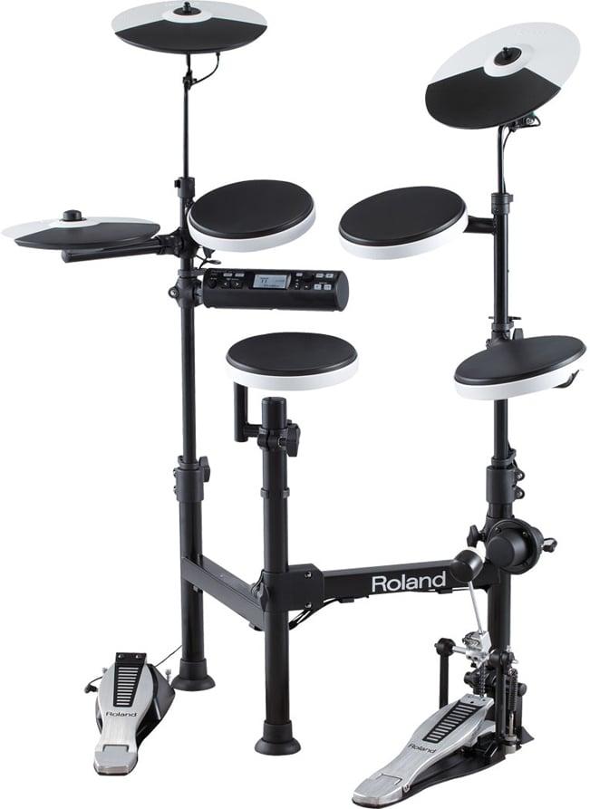V-Drums Portable Electronic Drum Kit