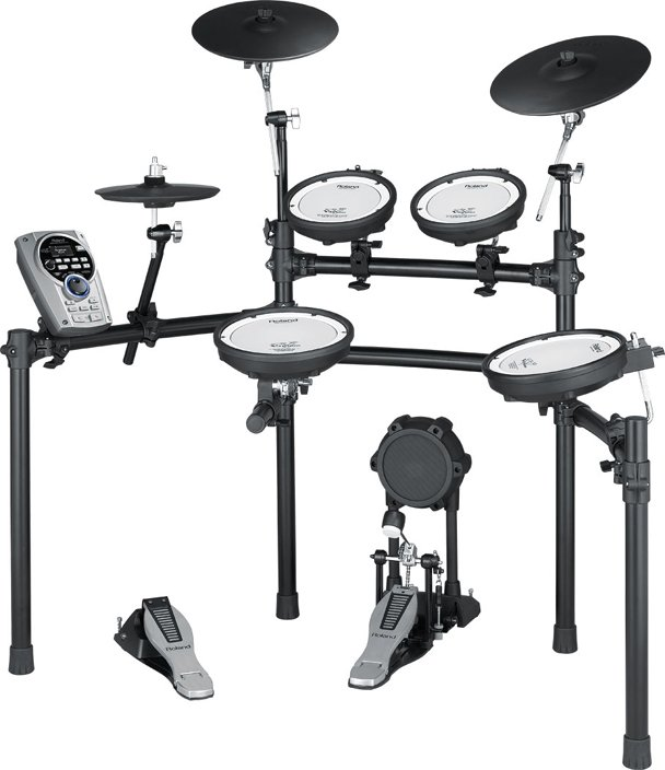 V-Drums V-Tour Series Electronic Drum Kit with MDS-9V Stand