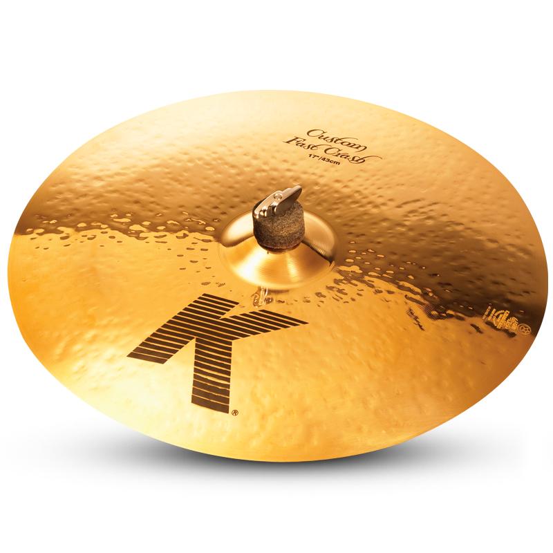 "17"" Fast Crash K Custom Cymbal"