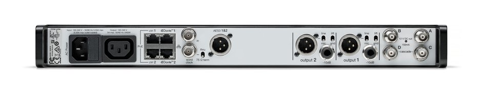 Dual-Channel Receiver
