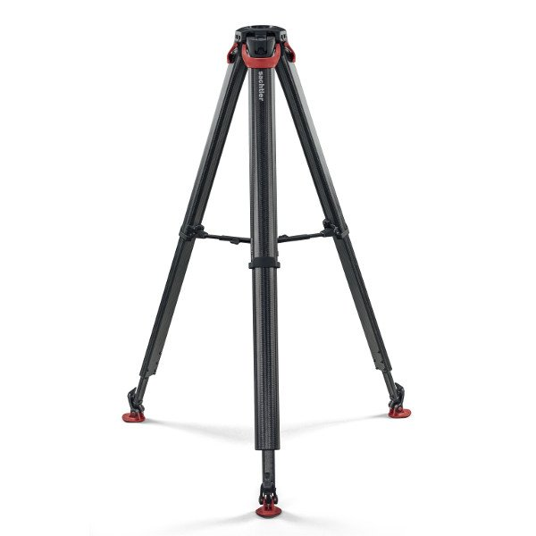 Flowtech 75 CF Tripod with Mid-level Spreader