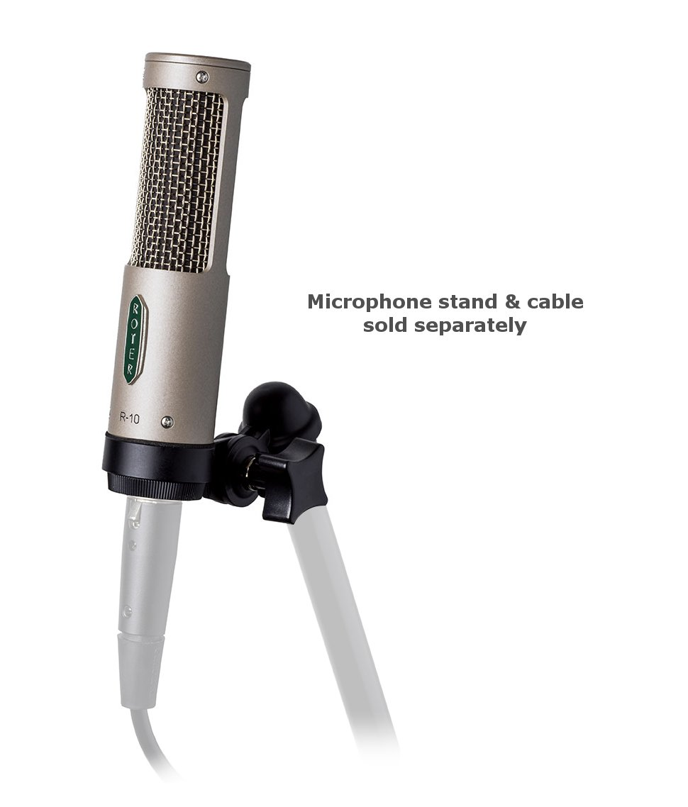 Passive Ribbon Microphone